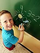Ученье – свет! Какой цвет натяжного потолка поможет в учёбе