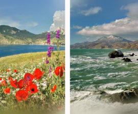 Море, солнце и песок в мире натяжных потолков