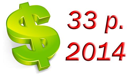 Доллар по курсу 2014